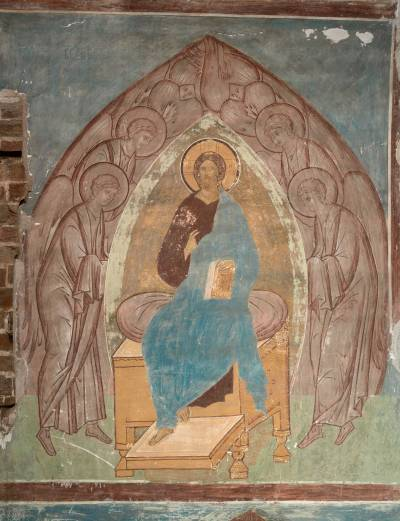 Акафист. Кондак 9. «Всякое естество ангельское удивися...»