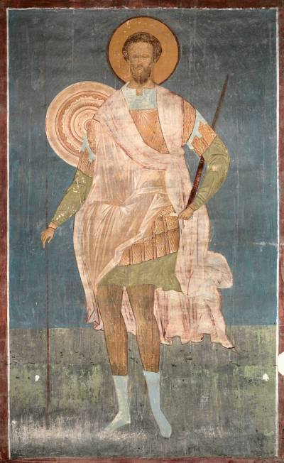 Св. Феодор Тирон