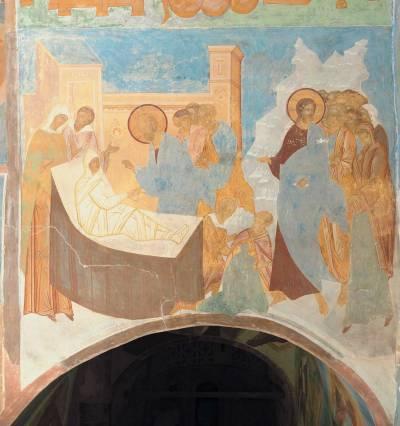 Воскрешение дочери Иаира. Исцеление кровоточивой жены