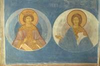Праотцы Иосиф и Вениамин