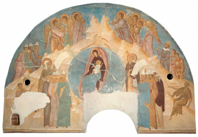 «Что Ти принесем, Христе» (Собор Богоматери)