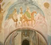 Акафист. Кондак 6. «Проповедницы богоноснии бывше волсви...»