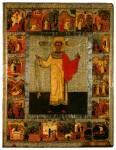 Архидиакон Стефан, с житием в 20 клеймах