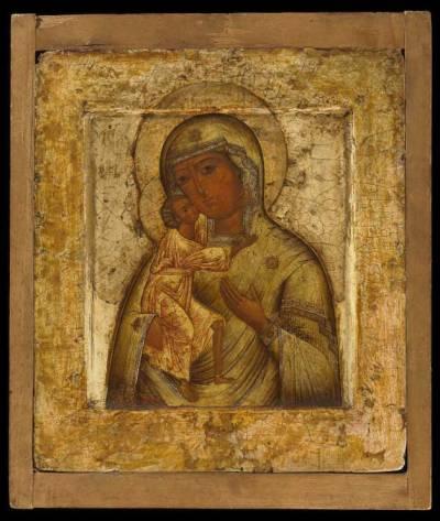 Феодоровская икона Богоматери