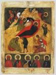 Рождество Христово, с избранными святыми