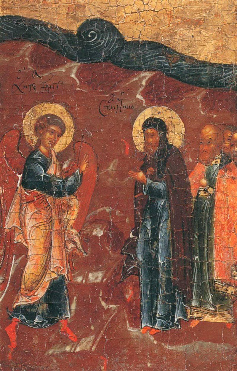Явление св. Николаю ангела