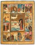 Преподобный Макарий Желтоводский и Унженский, с житием