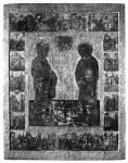 Апостолы Петр и Павел, с деяниями в 24 клеймах