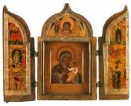 Тихвинская икона Богоматери, с праздниками