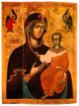Смоленская икона Богоматери