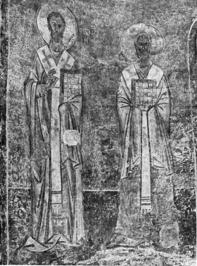 Иоанн Македонский (?) и Иосиф Солунский