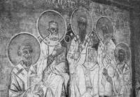 Святой Кирилл Александрийский проповедует правую веру