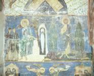 Жены-мироносицы у гроба Господня. Явление Христа женам-мироносицам