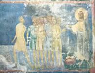 Чудесное насыщение пятью хлебами