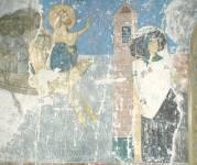 Усмирение бури. Исцеление тёщи апостола Петра (фрагмент)