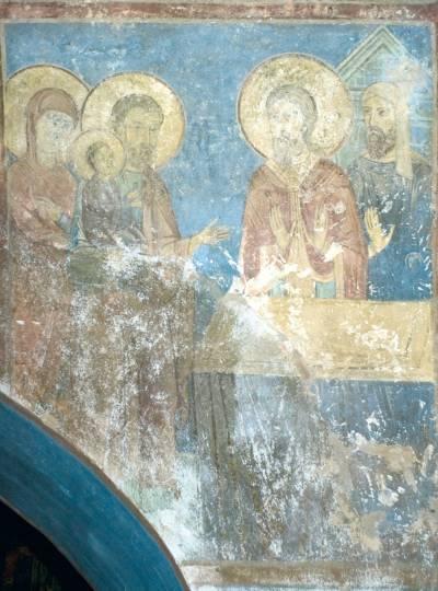 Благословение Марии иереями