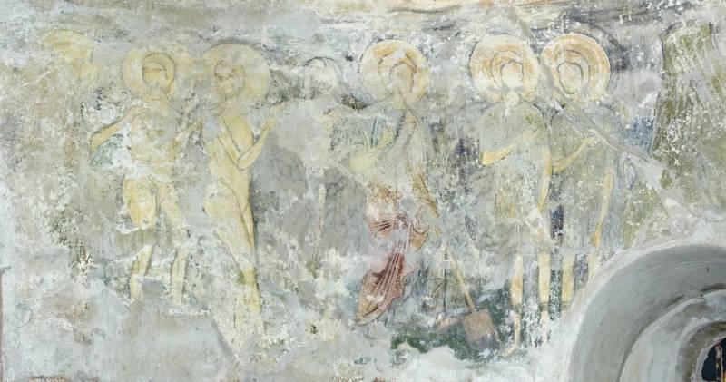 Изгнание Адама и Евы из рая. Обучение Адама и Евы трудом земным