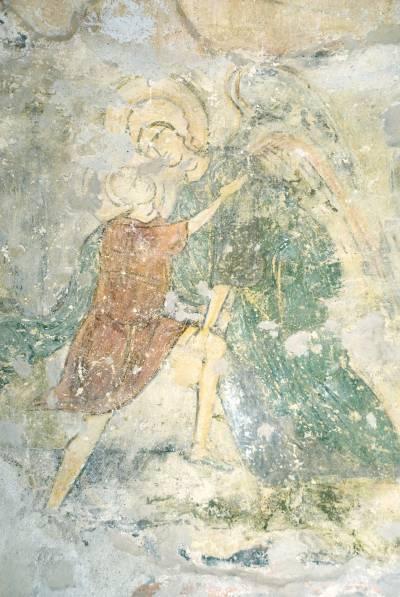Единоборство Иакова и ангела