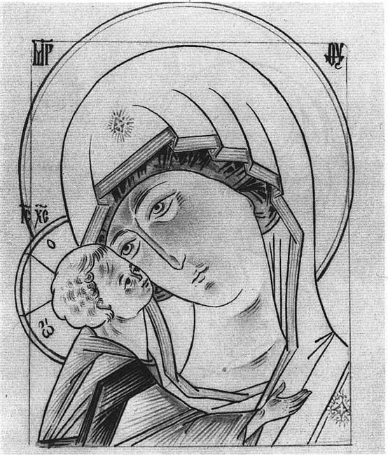Икона Божией Матери «Игоревская»