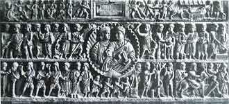 Саркофаг Адельфии