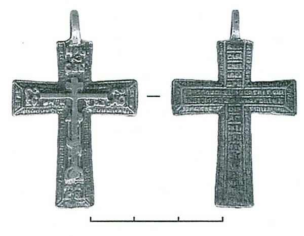Крест Прончищевых