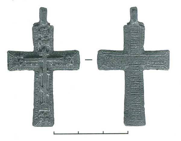 Крест из Астафьево