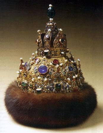 Венец царя Михаила Федоровича