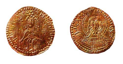 Златник Владимира I Святославича