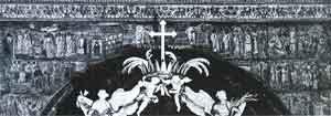 Мозаики триумфальной арки в храме св. Марии Маджоре в Риме