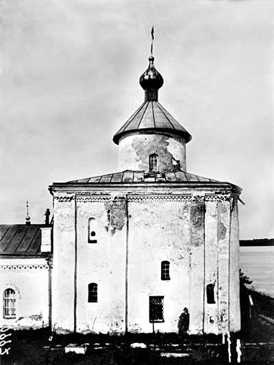 Южный фасад церкви св.Георгия (1893г.)