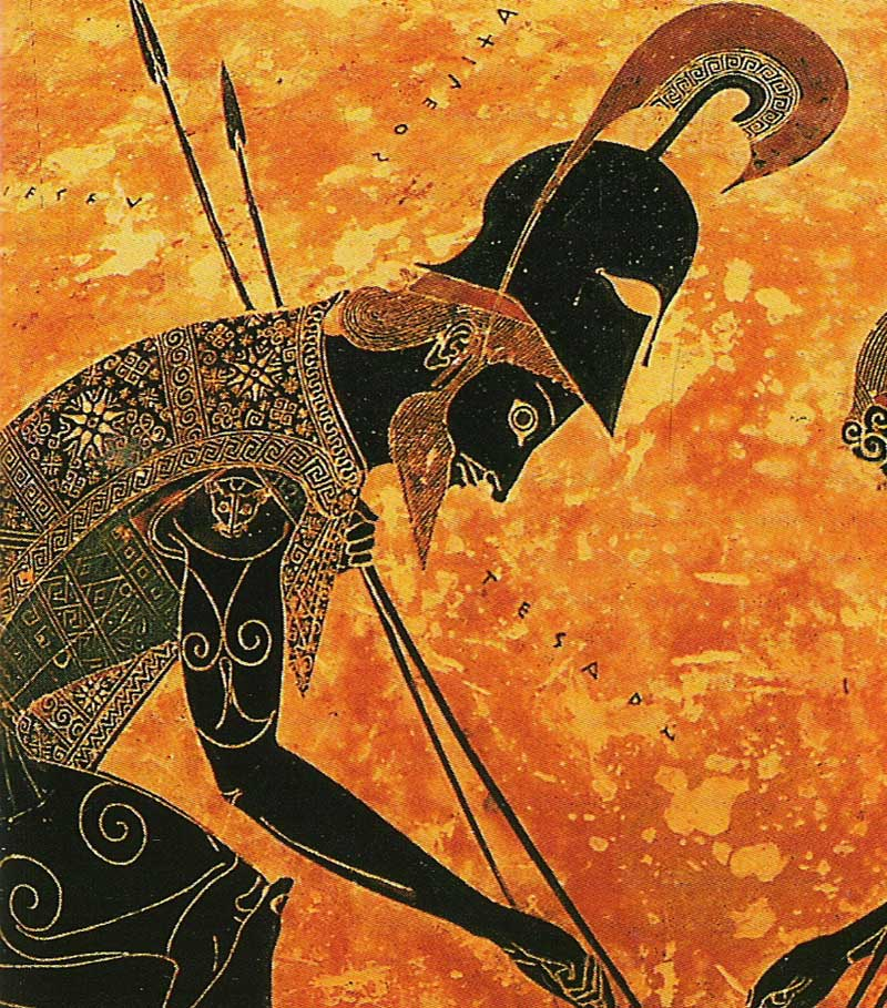 the rage and love of achilles in the iliad a poem by homer